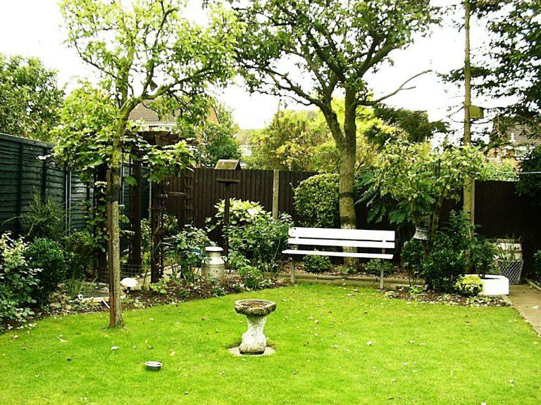 Każdy ogród da się fajnie zaprojektować