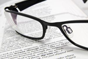 Okulista dobierze odpowiednie okulary
